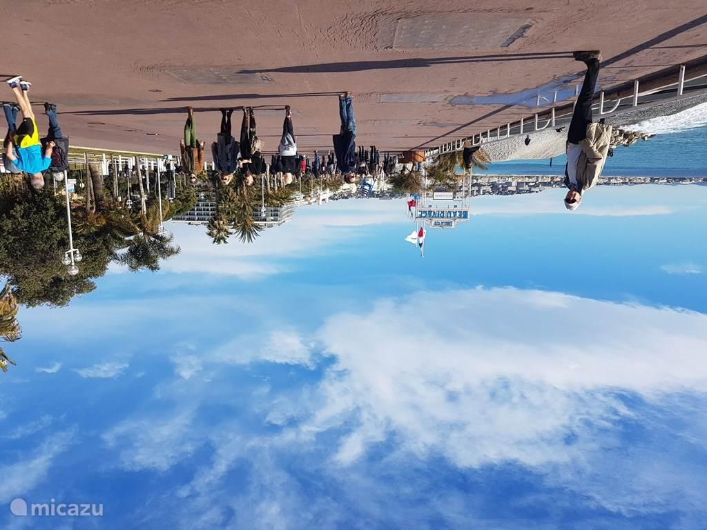 De bekende Boulevard des Anglais