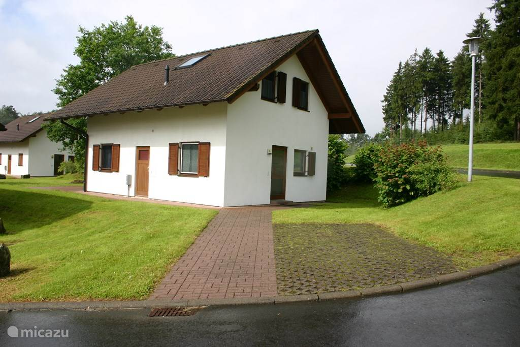 Vacation rental Germany, Hesse, Kirchheim holiday house Holiday home Waldblick