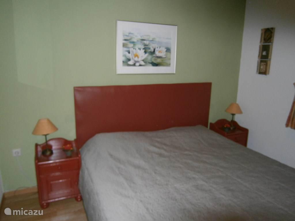Twee persoons slaapkamer beneden