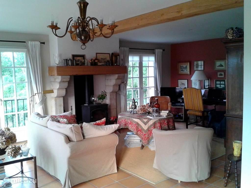 Vakantiehuis Frankrijk, Allier, Lapalisse Vakantiehuis Vakantiehuis met sfeer en cachet