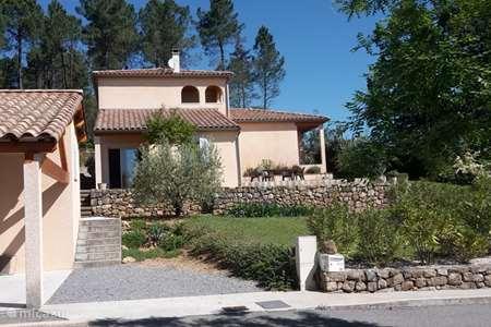 Vakantiehuis Frankrijk, Ardèche, Joyeuse vakantiehuis Villa Vinchannes
