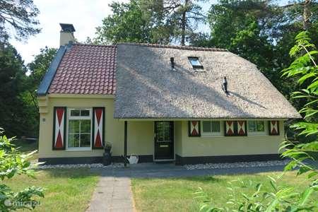 Vacation rental Netherlands, Drenthe, Diever – holiday house Hertsche track 66