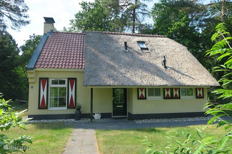 Vacation rental Netherlands, Drenthe, Diever Holiday house Hertsche track 66