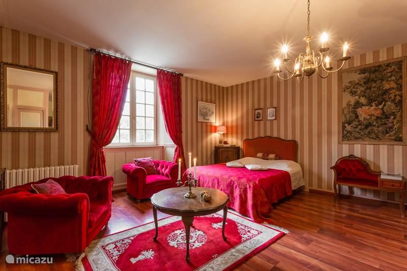 Vacation rental France, Manche, Brix Manor / Castle Atmospheric 2-person castle room