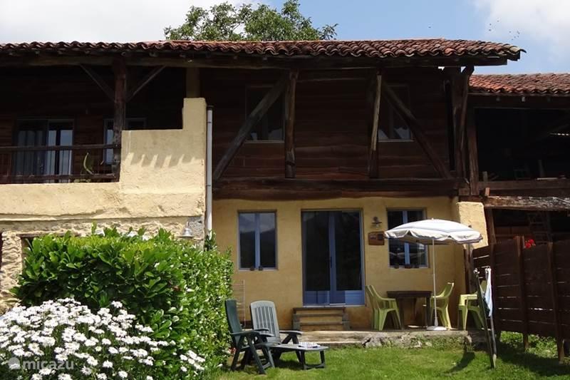 Vacation rental France, Haute-Garonne, Ganties Apartment GîtesPyrénées Les Trois Montagnes 2