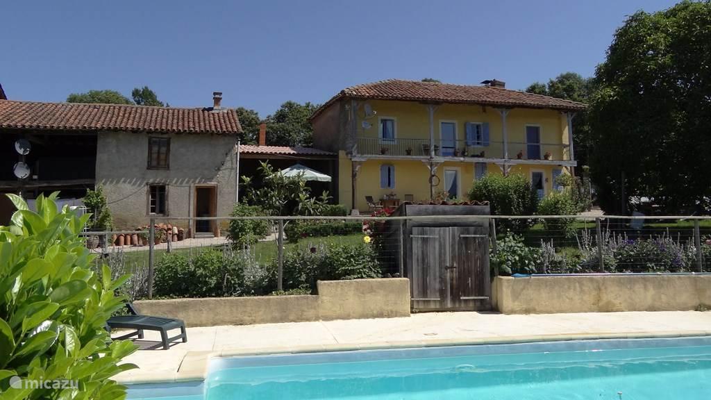 Vakantiehuis Frankrijk, Haute-Garonne, Ganties Appartement GîtesPyrénées Les Trois Montagnes 2