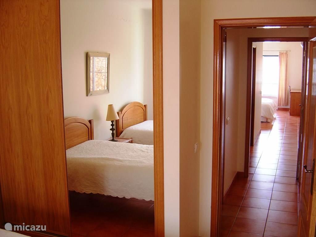 Vakantiehuis Portugal, Algarve, Praia do Carvoeiro Appartement Carvoeiro Terrace