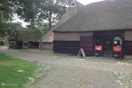 het VVV (in Drenthe heet dit Tip) in Orvelte