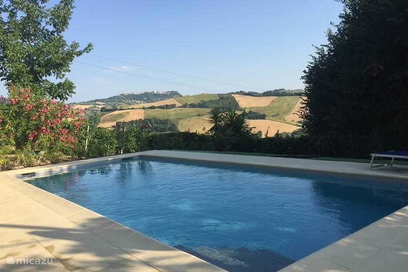 Vakantiehuis Italië, Marche, Montefiore dell'Aso Vakantiehuis Casa Anne