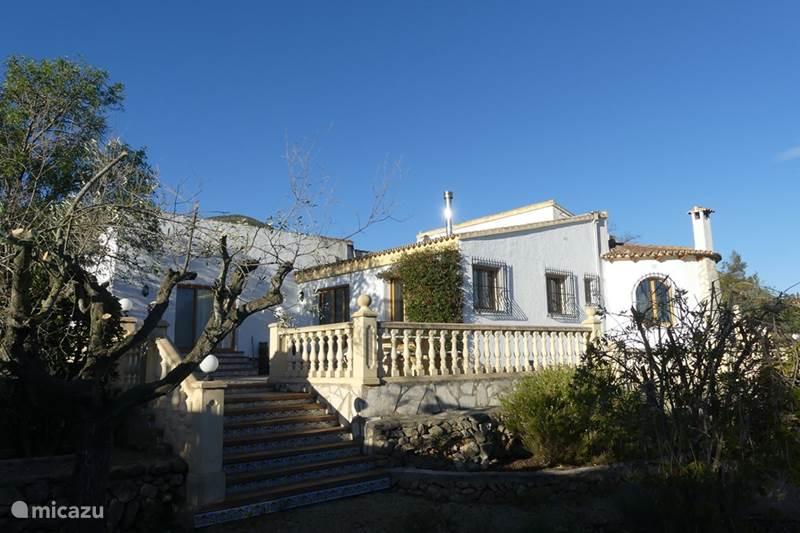 Vakantiehuis Spanje, Costa Blanca, Lliber Villa Casa Tranquila