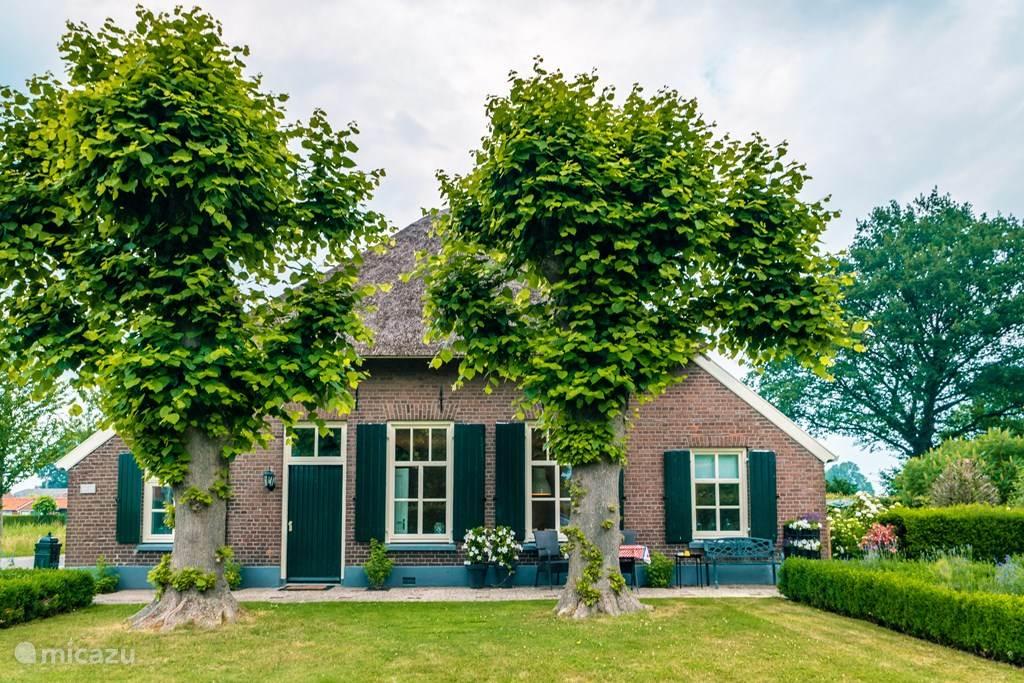 Vakantiehuis Nederland, Overijssel, Holten - bed & breakfast B & B Woonboerderij Dijkerhoek