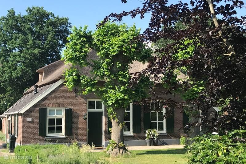 Vakantiehuis Nederland, Overijssel, Holten Bed & Breakfast B & B Woonboerderij Dijkerhoek