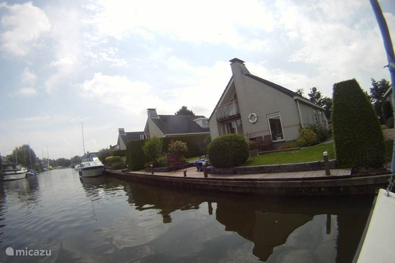 Vakantiehuis Nederland, Friesland, Balk Vakantiehuis Villa Markant