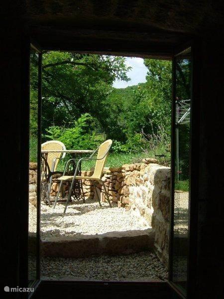 La Cave, terrasje