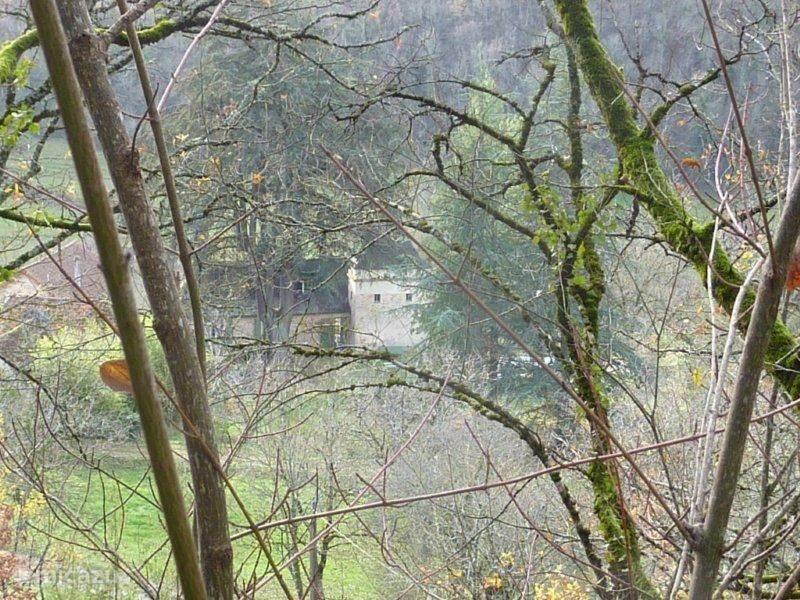 Domaine le Cedre, ligging
