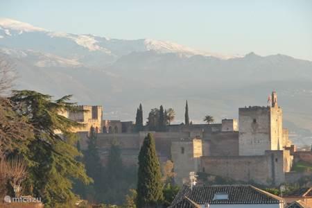 Alhambra in prachtig Granada