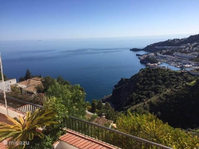 Vakantiehuis Spanje, Costa del Sol, Almunecar appartement Sol