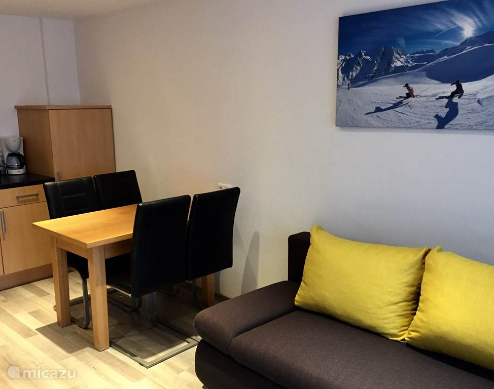 Vacation rental Austria, Tyrol, Niederau Apartment Sonnenalp Bergblick (1-4 people)