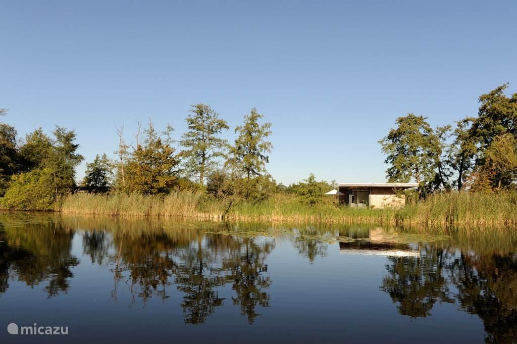 Vakantiehuis Nederland, Utrecht, Stichtse vecht bungalow Het atol