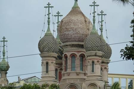Russische kerk in San Remo
