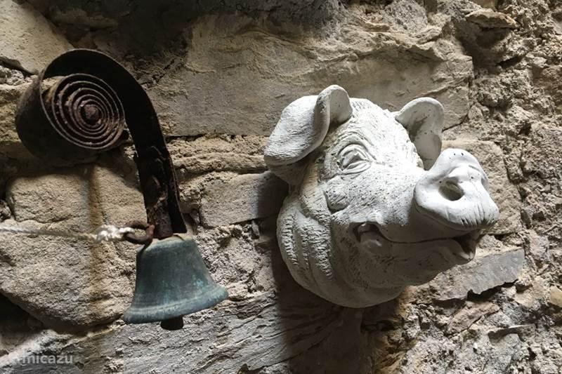 Vakantiehuis Italië, Ligurië, Verrandi-Frazione Ventimiglia Vakantiehuis Casa del Maiale