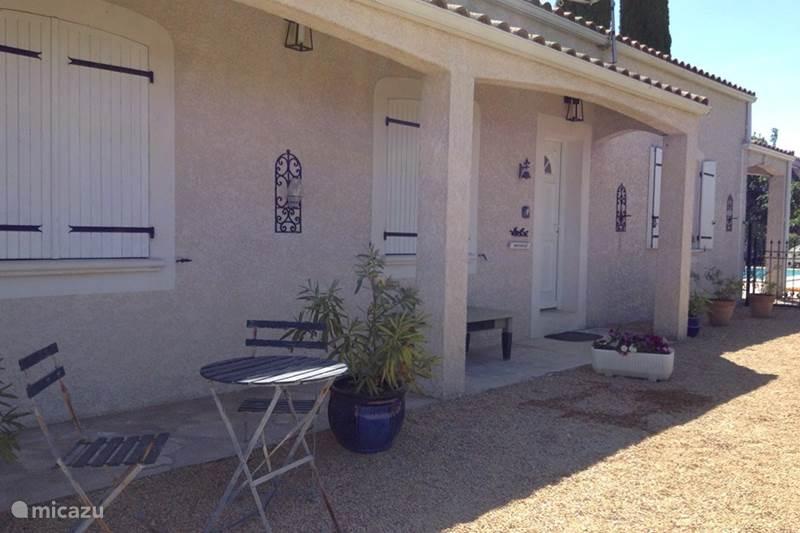 Vakantiehuis Frankrijk, Gard, Goudargues Villa La Muraille