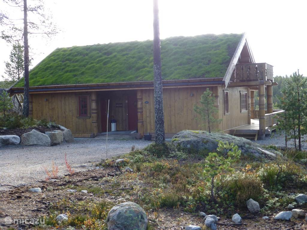 Vacation rental Norway – holiday house Trollhus