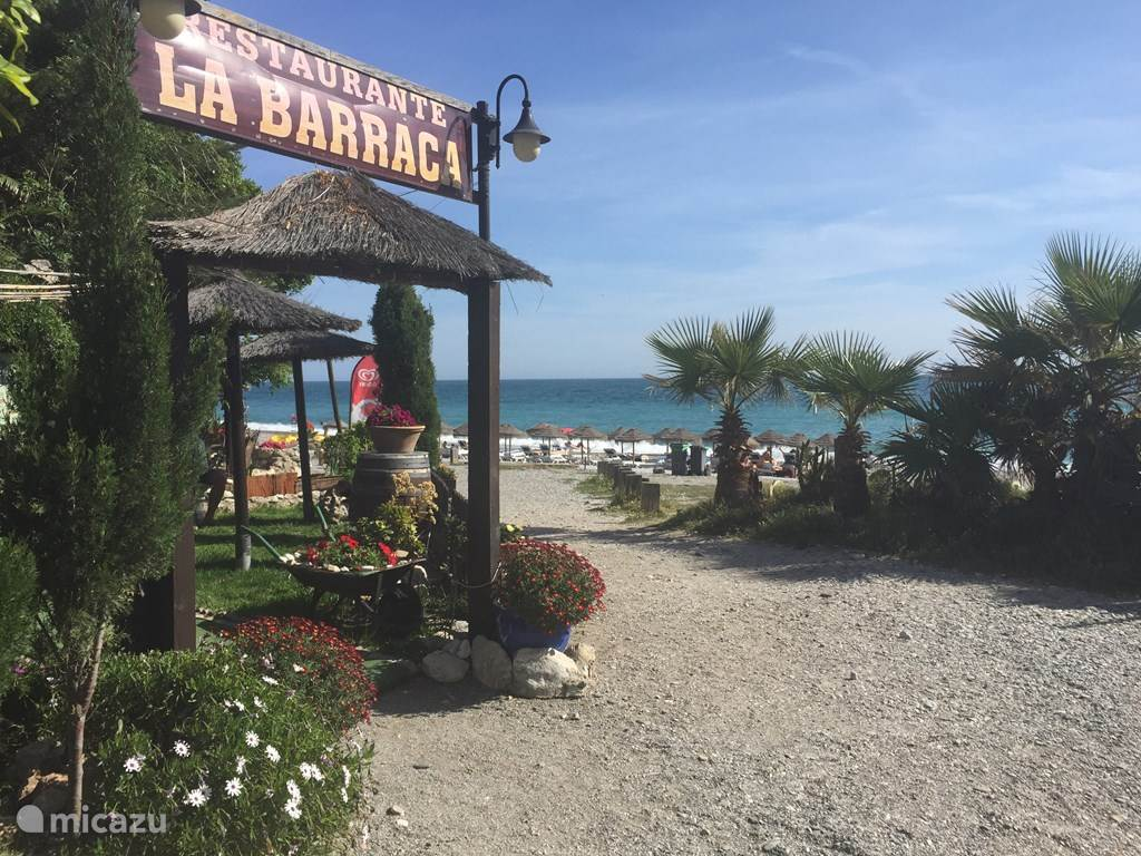 Playa Cantarrijan, favoriet strand