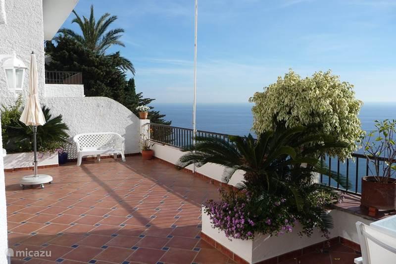 Vakantiehuis Spanje, Costa del Sol, Almunecar Appartement Mar