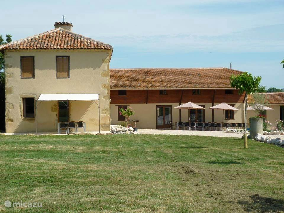 Vakantiehuis Frankrijk, Gers, Masseube Vakantiehuis LABATUT vakantiehoeve tot 22 pers.