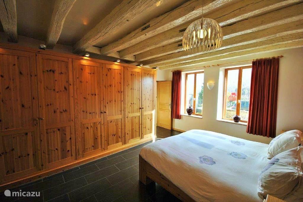 slaapkamer 1, beneden
