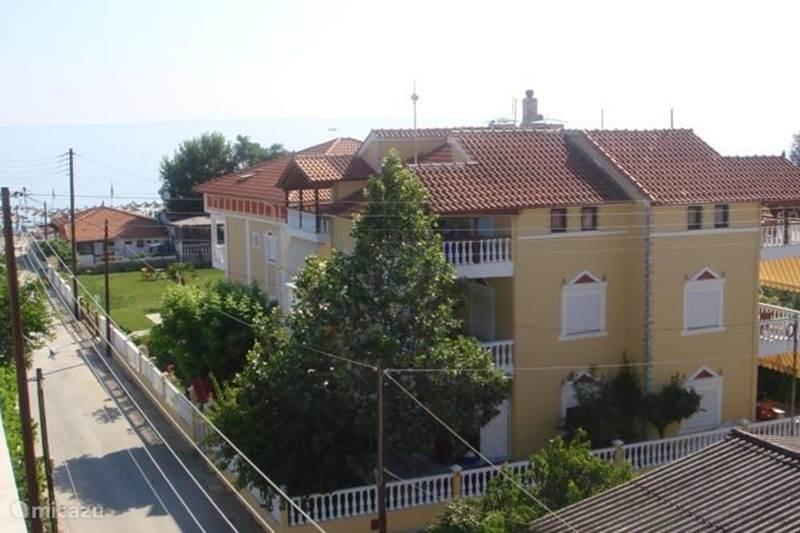 Vakantiehuis Griekenland, Centraal-Macedonië, Nei Pori Appartement Vakantie appartement Kastri Loutro