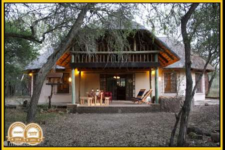 Vacation rental South Africa – holiday house Sadadu
