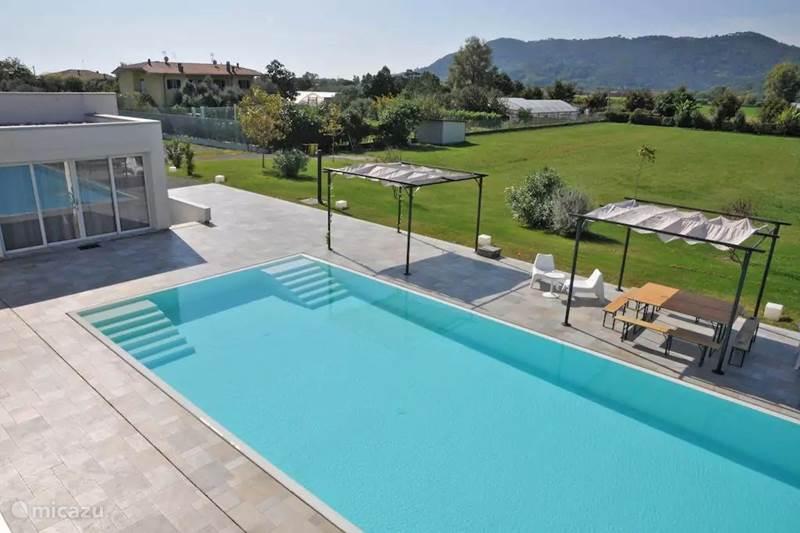 Vakantiehuis Italië, Ligurië, Sarzana Villa Cà del Magra