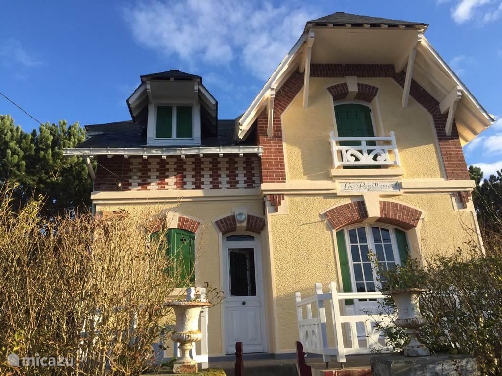 Vakantiehuis Frankrijk, Normandië, Mesnil-Val villa Les Papillons