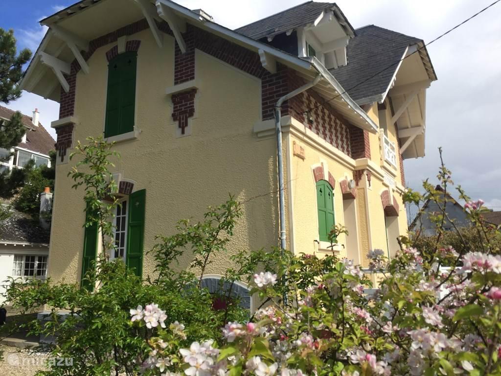 Vakantiehuis Frankrijk, Seine-Maritime, Mesnil-Val Villa Les Papillons