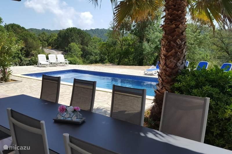 Vakantiehuis Spanje, Costa Brava, Vidreres Villa Casa Lily