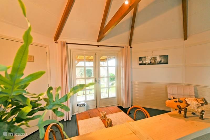 Vakantiehuis Nederland, Overijssel, Balkbrug Blokhut / Lodge Hutje aan de Wei