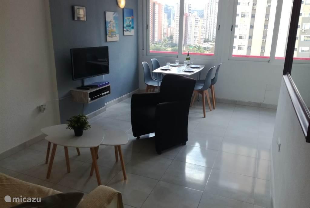 Vakantiehuis Spanje, Costa Blanca, Benidorm - appartement Appartement Lerida Benidorm