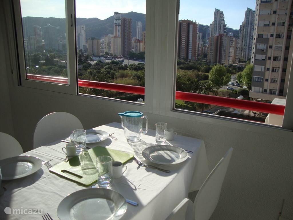 Vakantiehuis Spanje, Costa Blanca, Benidorm Appartement Appartement Lerida Benidorm