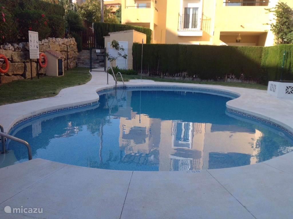 Vakantiehuis Spanje, Costa del Sol, Riviera Del Sol Appartement Riviera golfpark