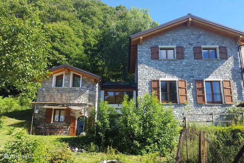 Vakantiehuis Italië, Comomeer, Montemezzo Chalet Chalet Cher, appartament Tartarughe