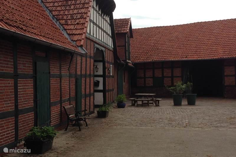 Ferienwohnung Deutschland, Niedersachsen, Warmsen Glamping / Safarizelt / Yurt Ferienhof BrinkOrt 1