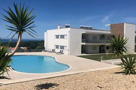 Vacation rental Portugal – apartment Jade apartment with sea view!