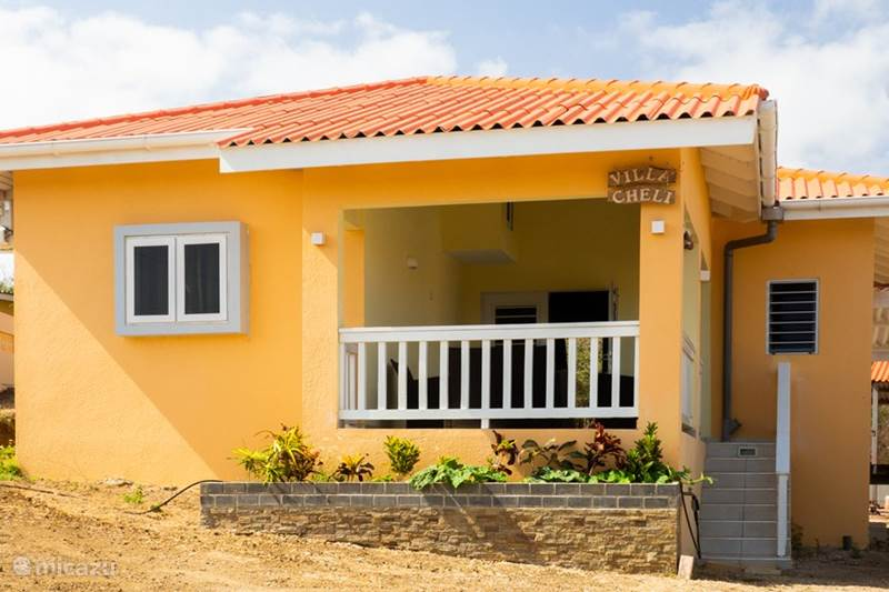 Vacation rental Curaçao, Banda Abou (West), Fontein Villa Villa Cheli