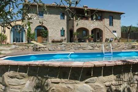 Vacation rental Italy, Tuscany, Vinci holiday house La Loggia