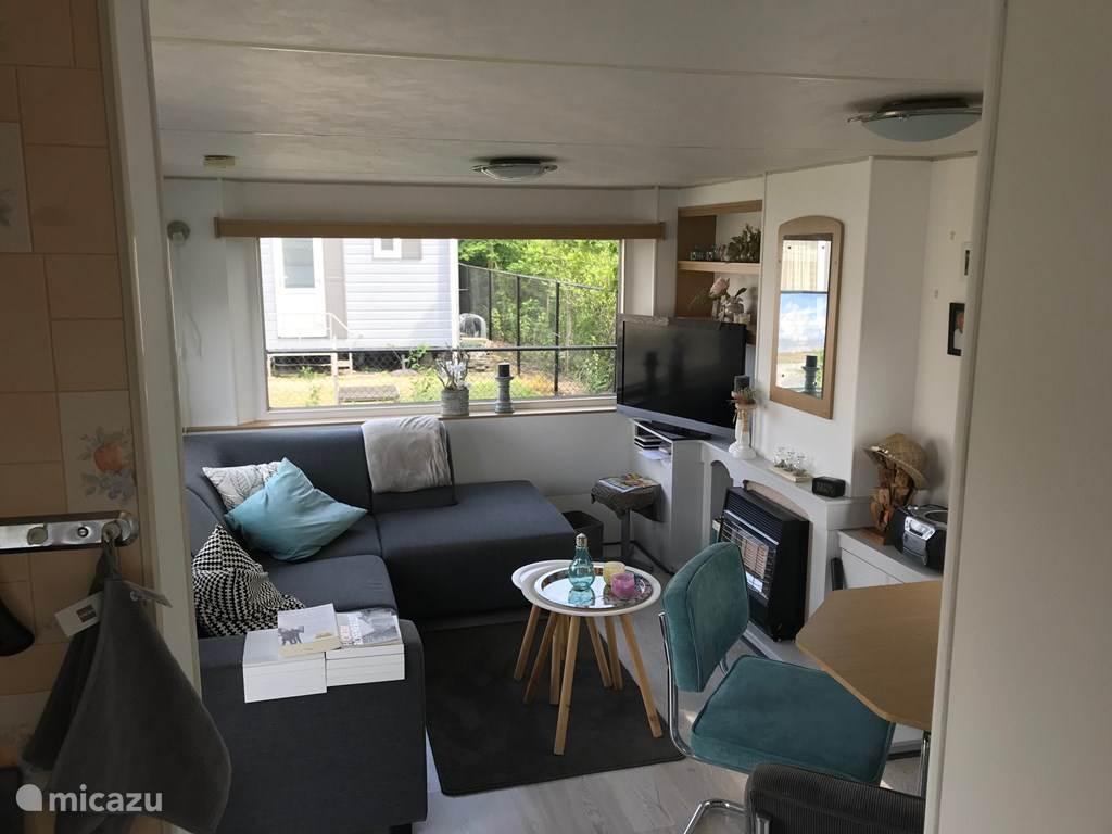 Vakantiehuis Nederland, Zeeland, Renesse Chalet Luxe Chalet voor 4 pers in Renesse