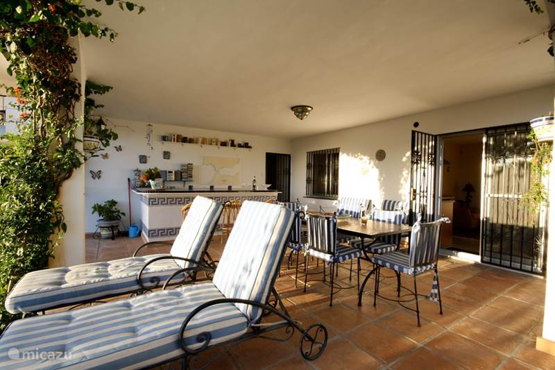 Vakantiehuis Spanje, Costa del Sol, Marbella Appartement Villa la Madrugada IV