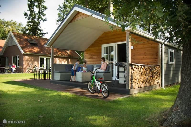 Vakantiehuis Nederland, Overijssel, Ootmarsum Bungalow Boslodge