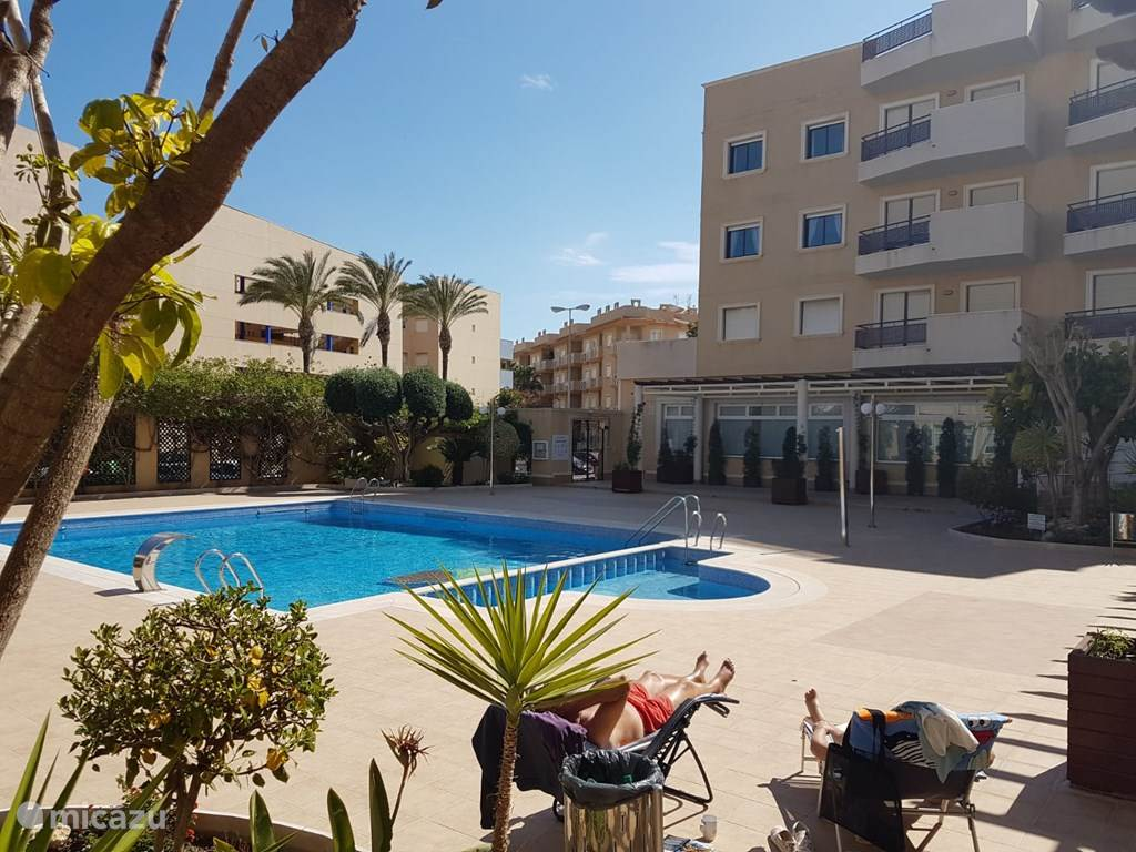 Vakantiehuis Spanje, Costa Blanca, Cabo Roig - appartement Casa Frysia